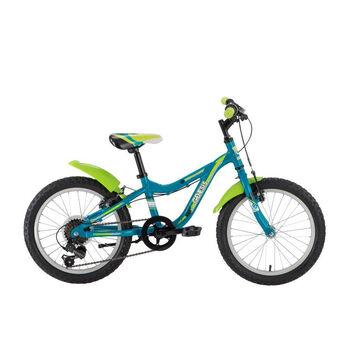 """GENESIS MX 18, Fahrrad 18"""" grün"""