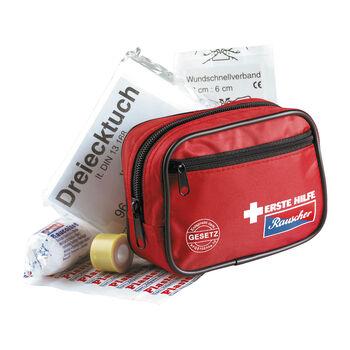 Rauscher Erste-Hilfe-Tasche rot