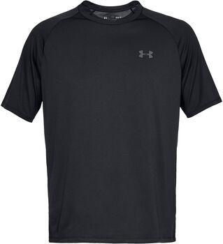 Under Armour TECH T-Shirt Herren schwarz