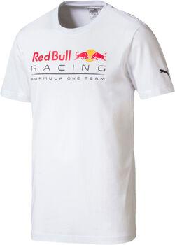 Puma RBR Logo T-Shirt Herren weiß