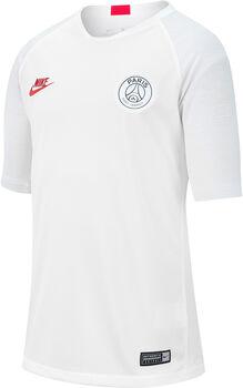 Nike Dri-FIT Breathe Paris Saint-Germain Strike T-Shirt Jungen weiß