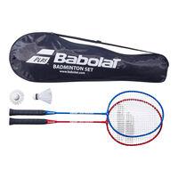 2er Set Badmintonschläger