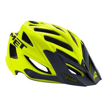 MET Terra Fahrradhelm gelb