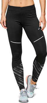 Asics Lite-Show 2 Winter Tights Damen schwarz