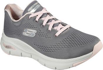 Skechers Arch Fit - Sunny Outlook Fitnessschuhe Damen grau
