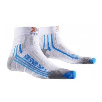 X-Socks Speed Two Laufsocken weiß