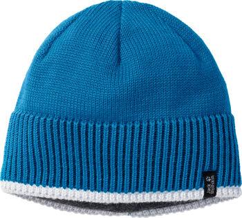Jack Wolfskin Great Snow Mütze blau