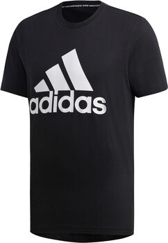 adidas Must Have Badge of Sports T-Shirt Herren schwarz