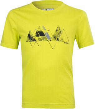 McKINLEY Zabek T-Shirt gelb