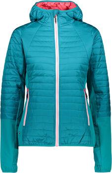 CMP Jacket Fix Hood Primaloftjacke Damen grün