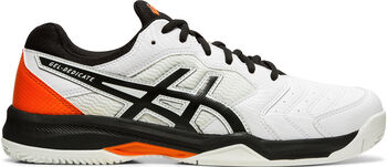 Asics Gel-Dedicate 6 Clay Tennisschuhe Herren weiß