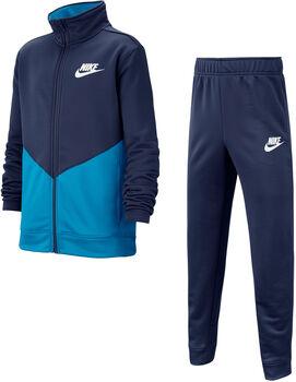 Nike Sportswear Core Trainingsanzug blau