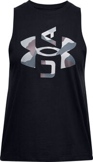 Logo Graphic Muscle Tanktop