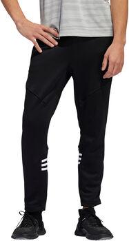 adidas Daily 3-Streifen Jogginghose Herren schwarz