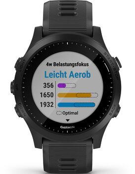Garmin Forerunner 945 GPS-Multisportuhr schwarz