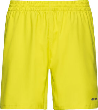 Head Men Club Shorts Herren gelb