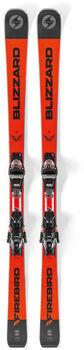 Blizzard Firebird TI Ski ohne Bindung schwarz