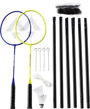 TECNOPRO Speed 200 2 Spieler Badminton-Set gelb