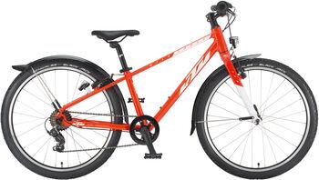 "KTM Wild Cross 24 Street Mountainbike 24"" orange"