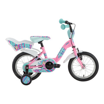 """GENESIS Princessa 14, Fahrrad 14"""" pink"""