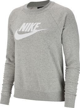 Nike Sportswear Essential Sweater Damen grau