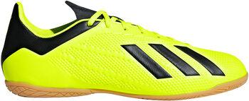 adidas X Tango 18.4 IN Hallenfußballschuhe Herren gelb