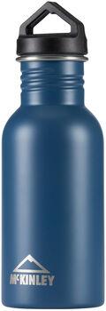 McKINLEY Stainless Steel Single Screw 0.5 Trinkflasche blau