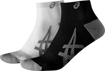 Asics Lightweight Laufsocken 2-er Pack schwarz