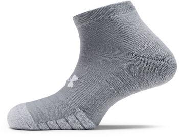 Under Armour Heatgear Locut Sneakersocken grau