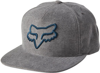 Fox Racing Instill Snapback 2.0 Kappe grau