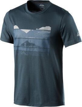 McKINLEY Activeilan T-Shirt Herren blau