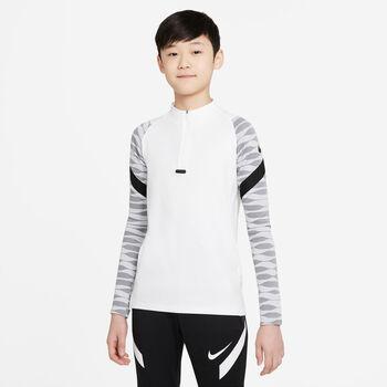 Nike Dri-FIT Strike 21 Langarmshirt weiß