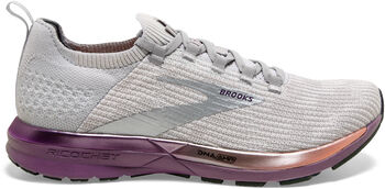 Brooks Ricochet 2 Laufschuhe Damen grau