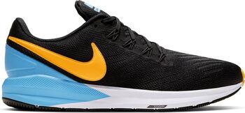 Nike Air Zoom Structure 22 Laufschuhe Herren schwarz