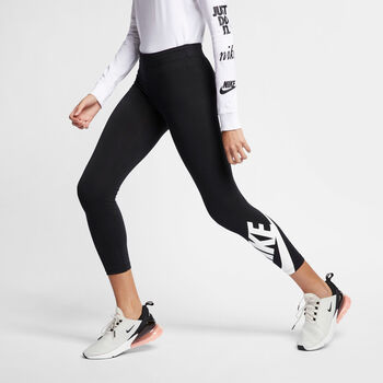 Nike Sportswear Legasee Leggings Damen schwarz