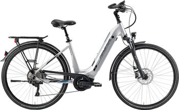"GENESIS E-Touring 2.1 PT L. E-Trekkingbike 28"" weiß"