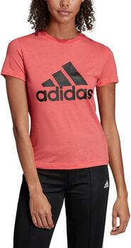 ADIDAS MH BOS T-Shirt Damen pink