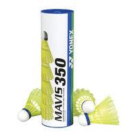Mavis 350 6er Pack Badmintonbälle