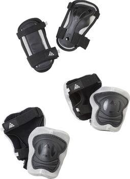 K2 EXO Pad Schützer-Set schwarz
