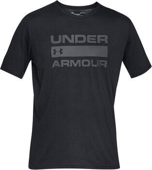 Under Armour Team Issue T-Shirt Herren schwarz