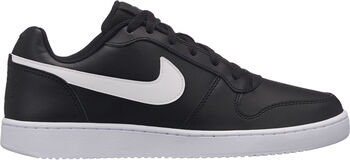 Nike Ebernon Low Freizeitschuhe Herren schwarz