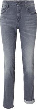 TOM TAILOR Josh Denim Long Jeans Herren grau