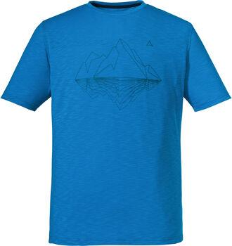 SCHÖFFEL  Toron MHr. T-Shirt Herren blau