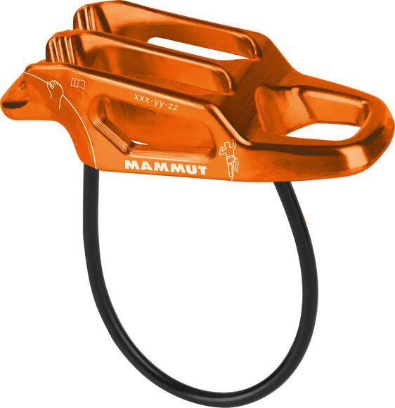 Wall Alpine Belay Sicherungsgerät für Seile