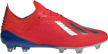 adidas X 18.1 FG Fußballschuhe Herren rot