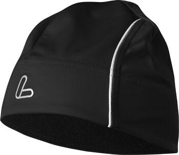 LÖFFLER Windstopper® TVL Mütze schwarz