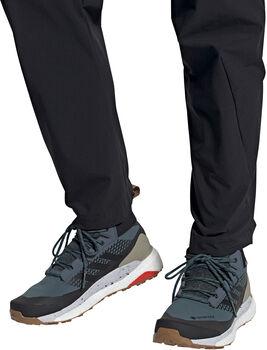 adidas TERREX Free Hiker Wanderschuhe Herren blau