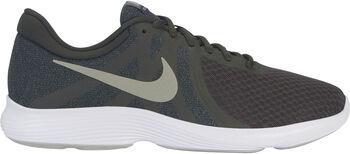 Nike Revolution 4 EU Laufschuhe Herren grün