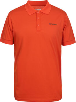 Icepeak Bellmont Poloshirt Herren orange