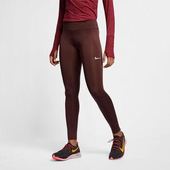 Nike Fast Tight Damen braun